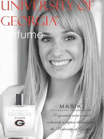 Masik Collegiate Fragrances cologne perfume for University of Georgia