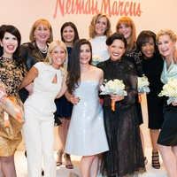 News, Shelby, Best Dressed, back row Denise Bush Bahr, Kristy Bradshaw, Katie Brass, Gracie Cavnar, front row Kellie Cohen Fein, Ali Fields,Cynthia Petrello, Duyen Huynh Nguyen, Gina Gaston, Carol Linn, January 2015