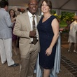 Eric and Claire Anyah at the Rienzi Spring Party April 2014