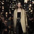 Look 30 Clifford Pugh New York Fashion Week fall 2015 February 2015 Donna Karan