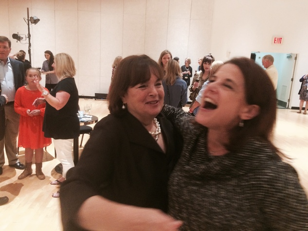 Young Ina Garten ina garten unleashed: barefoot contessa reveals almost everything