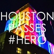 Houston passes HERO equal rights ordinance City Hall in rainbow lights May 2014