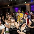The crowd at The Bash A Halloween Happening October 2014