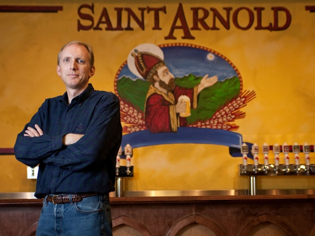 Brock Wagner Saint Arnold Brewing Company