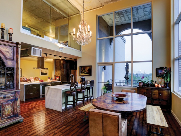 4 On the Market 6007 Memorial Drive Unit 501 February 2015