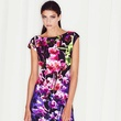 Escada spring 2015 and resort September 2014 Look 11 Spring Summer 2015 Delwys Dress