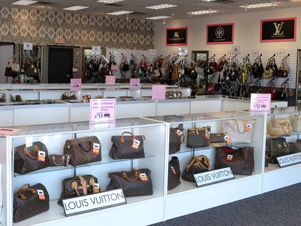 83efd15646d9 North Dallas resale shop puts Louis Vuitton handbags within reach -  CultureMap Dallas