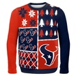 Houston Texans ugly sweater