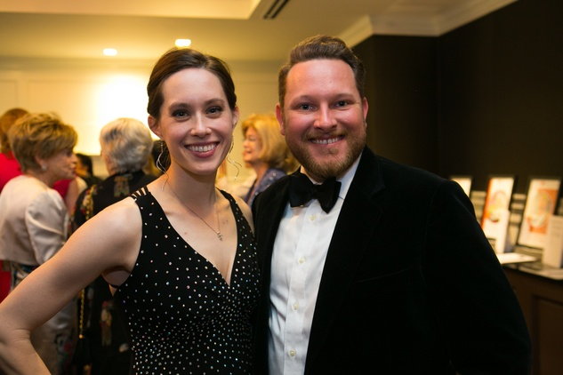 Houston, Opera in the Heights gala, May 2015, Marianne and Kenny Terrell