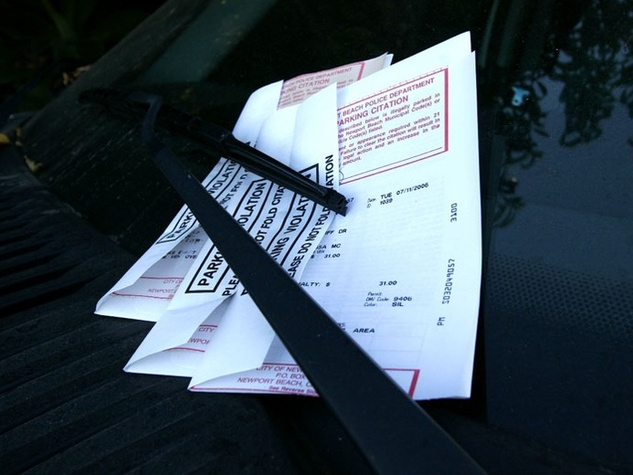 Austin Photo Set: News_Kerri Lendo_parking tickets_Nov 2011