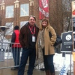 Houstonians at Sundance, January 2013, Mark Mawro, Katie Sammons