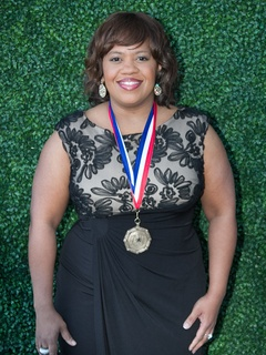 Texas Medal of Arts Awards 2015 Chandra Wilson