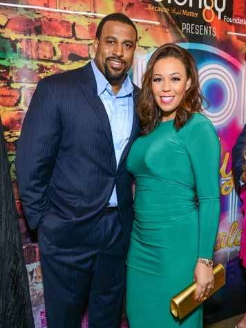 Houston, Jayme, Project 88 benefit, April 2015, Duane Brown, Devi Brown