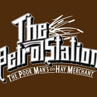 The Petrol Station, new growler, logo, the poor man's hay merchant