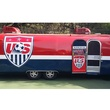 custom AirStream bus for World Cup July 2014