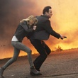 Malin Akermanjohn, John Cusack in The Numbers Station