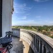 On the Market 1005 S. Shepherd Drive penthouse balcony view