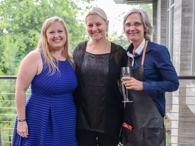 Recipe for Success 10th anny dinner, 5/16 Magan Geist, Heather Carlucci, Monica Pope