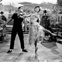 An American in Paris, Gene Kelley, Leslie Caron