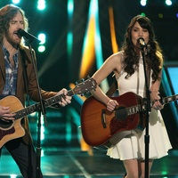 Dawn & Hawkes on NBC's The Voice