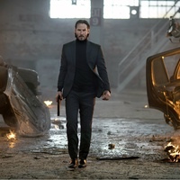 Keanu Reeves in John Wick for Fantastic Fest