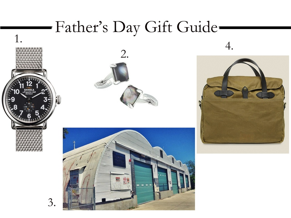 Austin Father's Day Gift Guide Style