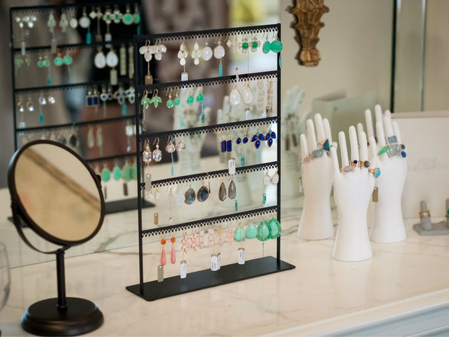 Irene Neuwirth collection at Ylang 23 event