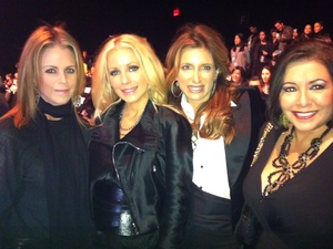 News_Fashion Week_Fall 2012_Elizabeth Petersen_Joyce Echols_Melissa Mithoff_Debbie Festari