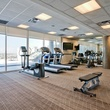 W Hotel Residences Dallas fitness center