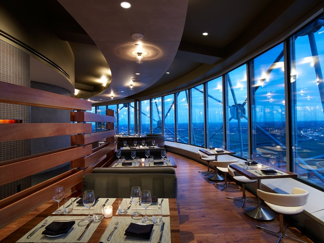 Five Sixty by Wolfgang Puck at Reunion Tower in Dallas