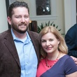 Dan and Kelly Mathena at the Opera in the Heights reception April 2014