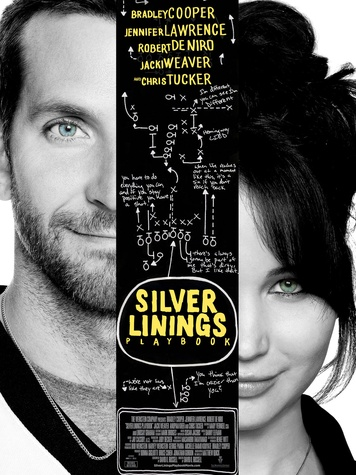 Houston Cinema Arts Festival, October 2012, Silver Linings Playbook, movie poster