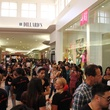 H&M Willowbrook Opening, Crowd 2, June 2012