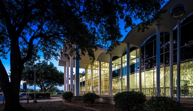 Urban Land Institute Houston 2015 Development of Distinction Awards November 2014 San Jacinto College Lee Davis Library
