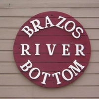 Brazos River Bottom, gay bar, logo