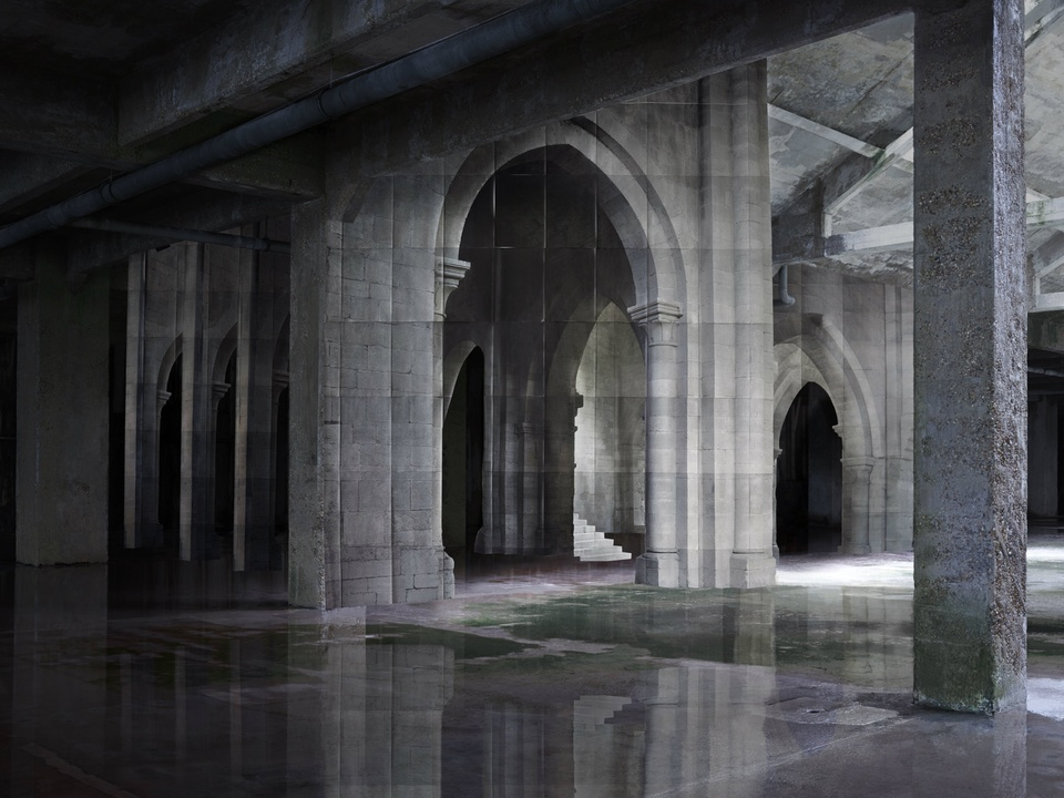 Noemie Goudal In Search of the First Line II