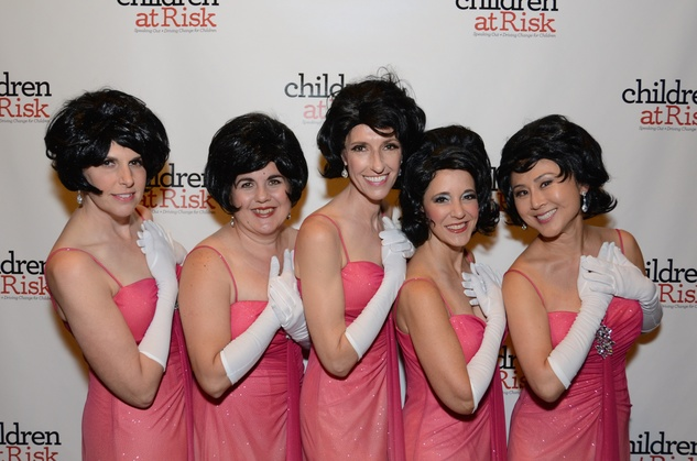 News, Shelby, Children at Risk gala, April 2015,  The Supremes