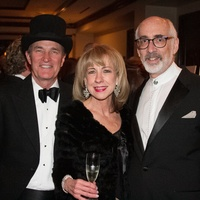 Austin Opera Serenata Wine Dinner & Auction Hudson Ingram Richard Buckley Paula Damore