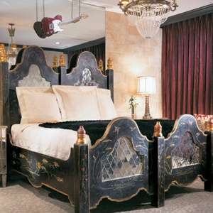 Rock Star Suite Hotel Zaza Houston