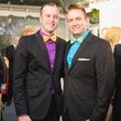 Daniel Smith, Wesley Stephens at Art Ball 2014