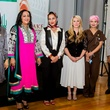 Dr. Lily Zhang, from left, Dr. Noreen Khan-Mayberry, Dr. Monira Hamid–Kundi, Misti Pace-Krahl, Dr. Huma Nawab Haider and Rick Pal at the Aga Khan Foundation Emmisary awards reception September 2014