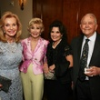 Pat Breen, from left, Joanne King Herring, Linda McReynolds and Jim Nelson at Masterpiece Evening April 2014