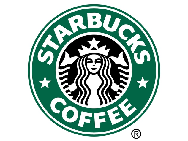 Starbucks, coffee, logo