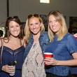 21. Callie Anne Holland, from left, Emily Hanley and Sissy Shuffield at the Bayou Preservation Association Herons party June 2014