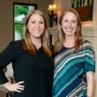 Danielle Rickets and Aimee Fisher, both of Alliance Data