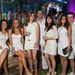 4.	Lindsay Wolcott, Krystal Houle, Baylea Wood, Ryan Hancock, Erica Ricci, Laura Ailshire, Bruno Dujmovic, white party