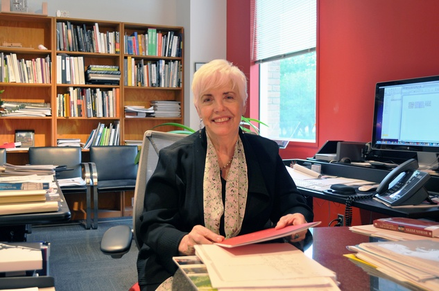 News, University of Houston, Architecture Dean, Patricia  Oliver