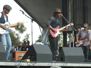 What Made Milwaukee Famous performing at Austin City Limits ACL Fest