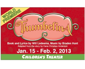 A. D. Players presents Thumbelina