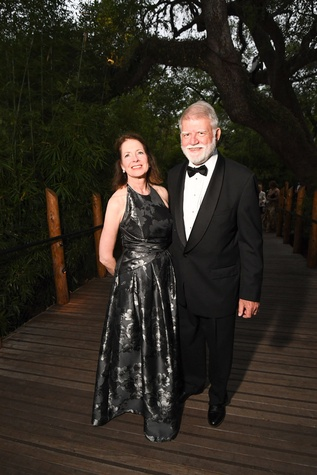 Zoo Ball 4/2016 Deborah Cannon, Gardner Cannon